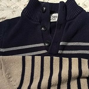 Children's Place Shirts & Tops - Children's place, two little sweaters.Blue and tan